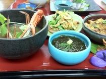 料理一例②