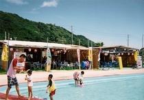 サンシャインビーチお子様用プール