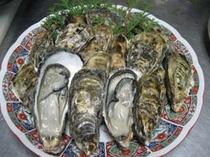 牛窓牡蠣の酒蒸し(12月〜4月です)