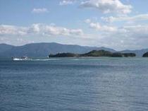 宿から見る日本のエーゲ海