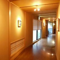 *館内の廊下