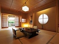 「桜」 和12+露天風呂(2tの御影石)