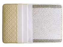 日本ベッド社製の最高級マットレス「シルキーポケット」を全室採用