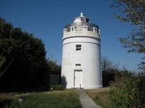 菅島灯台 レンガ造りでは日本最古の灯台