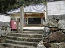 お寺  (冷泉寺)
