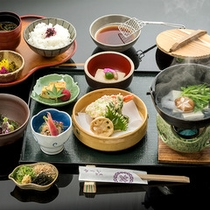 ■湯豆腐会席■