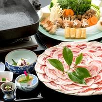 ■ぼたん鍋■