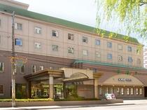 札幌第一ホテル外観