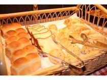 朝食 パン一例