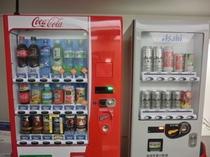 3F 自動販売機(アルコール、ソフトドリンク)