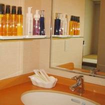 お部屋にも大浴場並みのアメニティーをご用意しました。
