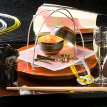 【お料理】お祝い膳(一例)