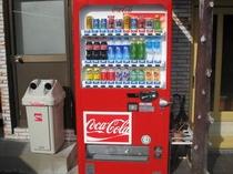 コーラ 自動販売機