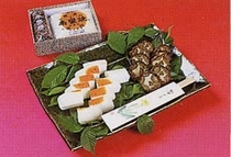 紀州特産魚政の南蛮焼牛蒡巻