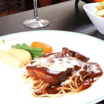 「牛たんシチュー」(料理一例)