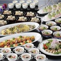 宴会会席料理一例