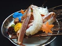 カスタマイズ蟹