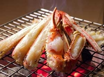 【冬】カスタマイズ焼カニ