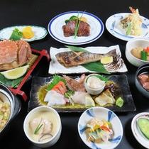 *【夕食一例/枝幸幸林御膳】枝幸のウマいものを食べ尽くすなら、当御膳で決まり!