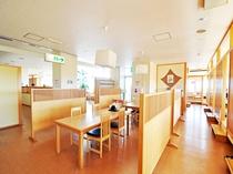 【食事処】海朱(うみあけ)朝食・夕食会場はこちらです。