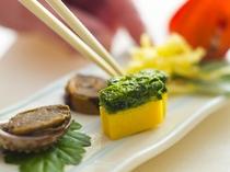 前菜(季節の食材5種)