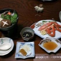 カニ・小鍋・刺身&海の幸