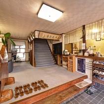 *昔ながらの老舗温泉旅館。源泉掛け流し皆生温泉と温かい家庭料理でお客様をおもてなし。