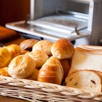 パン焼きコーナー
