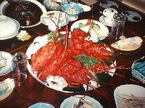 秋から冬にかけては伊勢海老が食べごろ