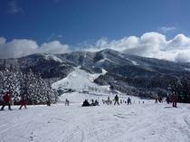 スキー・スノボーと言えば!ジャム勝山
