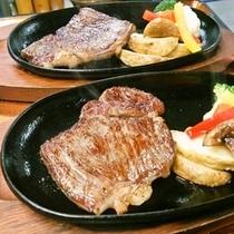 ★雫石牛ステーキ