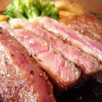 ★雫石牛ステーキ3