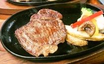 雫石牛ステーキ