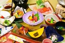 旬の味覚会席プラン(料理イメージ)