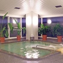 大浴場には手摺りなどを設置し、ご高齢の方でも安心してご入浴頂けます。