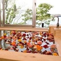 貸切温泉家族風呂「橙の湯」