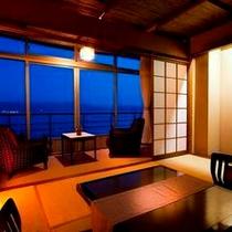海の見えるスタンダードタイプ客室