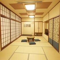 ■海の座・ユニバーサルデザインタイプ客室■-パーティタイプ 和室 509号室-