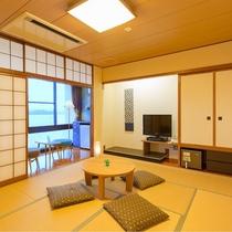 ■海の座・ユニバーサルデザイン コンフォートタイプ客室■-客室