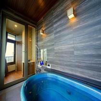 新OPEN♪■【海の座】露天風呂付客室 504号室■ 露天風呂
