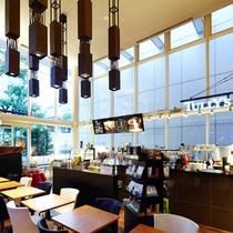 ホテル1F「タリーズコーヒー」