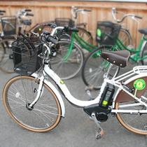 ■電動付き自転車