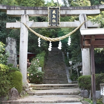 ■飛鳥坐神社(あすかにいますじんじゃ)