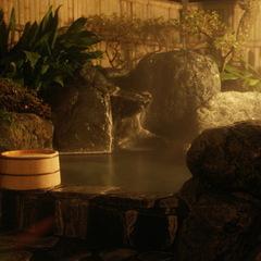 【レイトチェックイン】 期日、室数限定の、露天風呂付離れルームチャージプラン