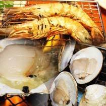 海鮮炙り焼き