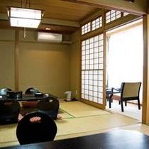和室2部屋+洋室1ルームの特別室