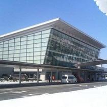 【旭川空港】空港〜ホテル間のタクシーの手配承ります。