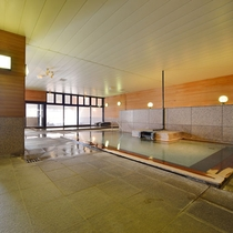 大浴場【木の湯】