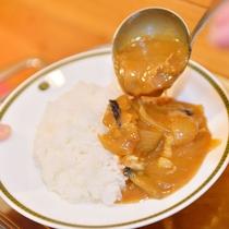 【朝食ブッフェ】洋食一例 ~人気の朝カレー