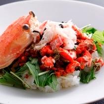 セコ丼は外子と内子の絶妙なバランスで、絶品のあじわい。